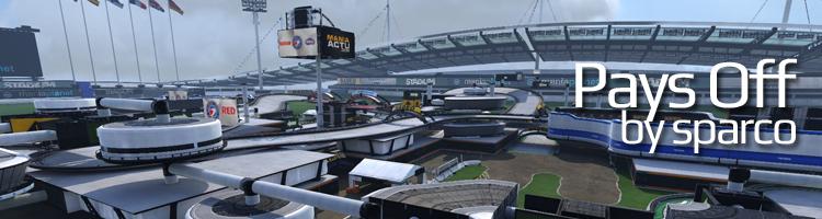 ESWC 2015 - Trackmania² Stadium Mappack PaysOff