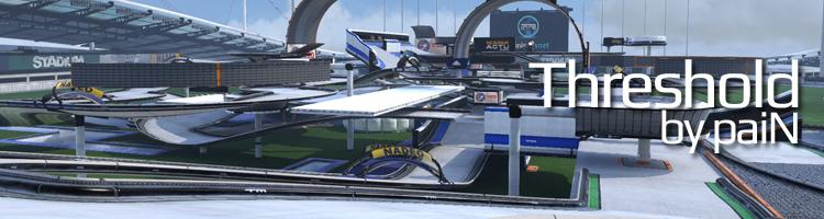 ESWC 2015 - Trackmania² Stadium Mappack Threshold
